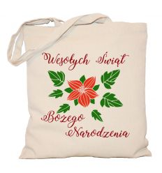 Torba świąteczna Gwiazda betlejemska