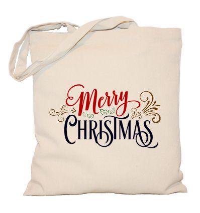 Torba świąteczna Merry Christmas
