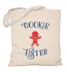 Torba świąteczna Cookie Tester