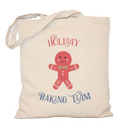 Torba świąteczna Baking Team