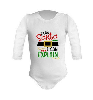 Body Dear Santa I can explain