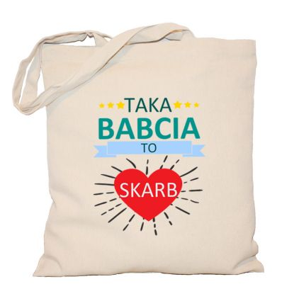 Torba Taka Babcia to SKARB