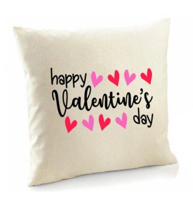 Poszewka Happy Valentine's Day