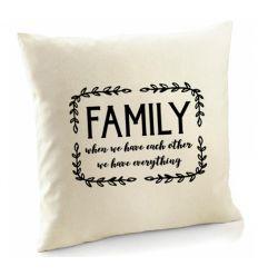 Poszewka Family