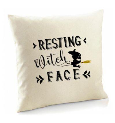Poszewka Resting witch face
