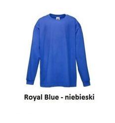 Fruit Koszulka na długi rękaw Royal Blue