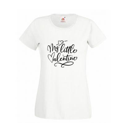 Koszulka damska My Little Valentine