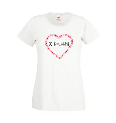 Koszulka Serce WNM