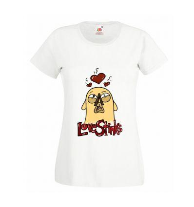 Koszulka Love stinks