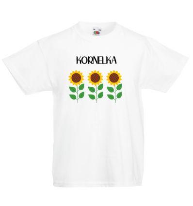 Koszulka Słoneczniki z imieniem