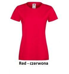 Koszulka Sofspun Lady Red